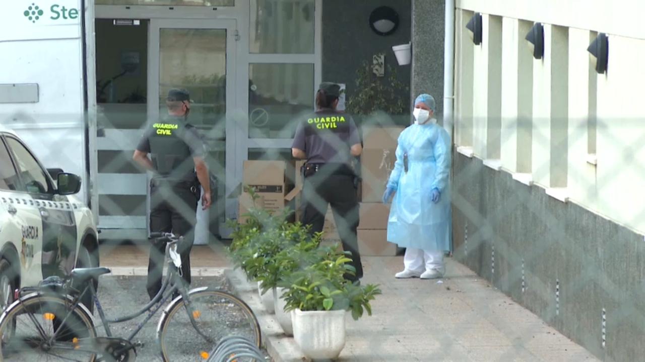 La residència està intervinguda per la Conselleria de Sanitat