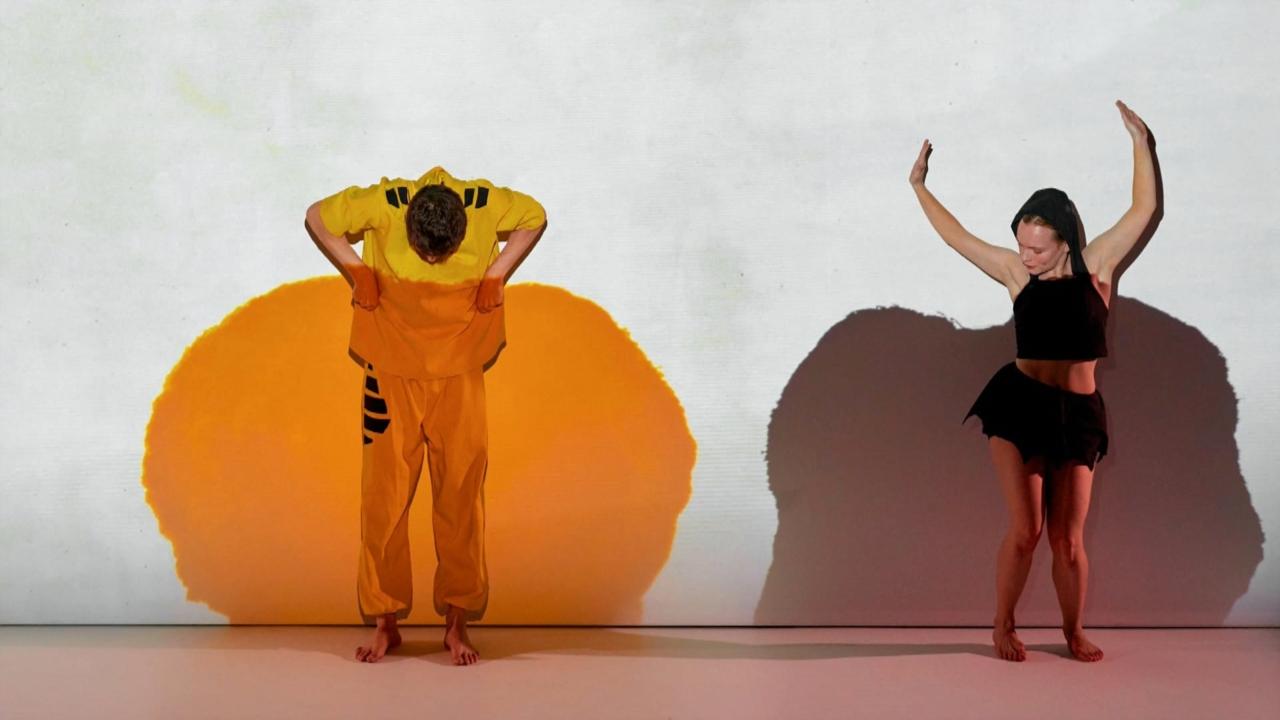 La companyia mallorquina Baal Dansa acosta a grans i menuts l'obra del pintor a través de la dansa i el moviment