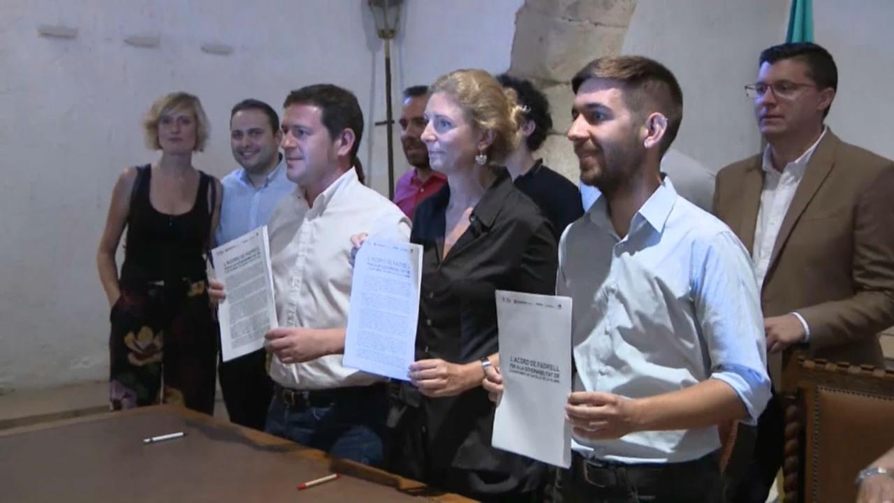 L'alcaldessa retira una moció d'unitat per a consensuar-la amb els grups municipals