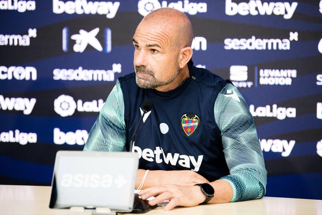 L'entrenador del Llevant és conscient que una victòria els impulsarà en la Lliga