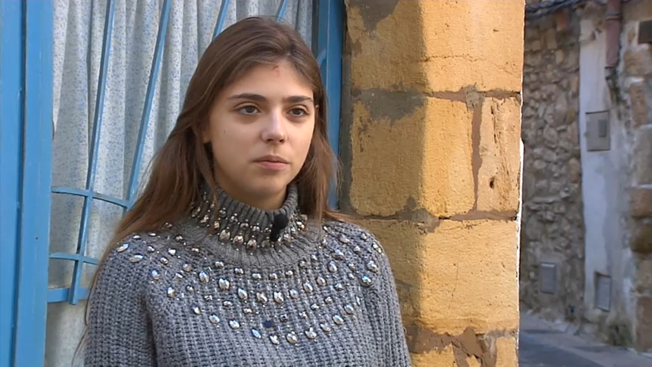 Carmen Arrufat, a Traiguera