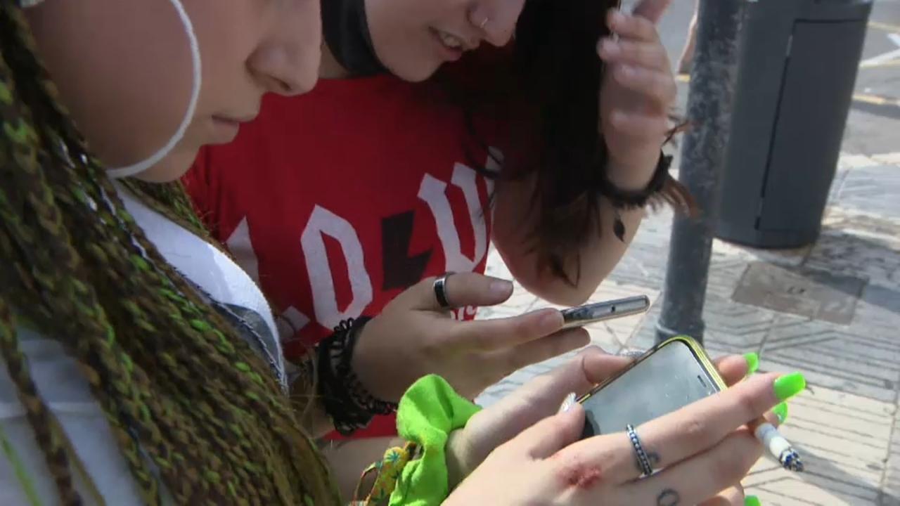 Tik tok,  l'aplicació que triomfa entre els joves