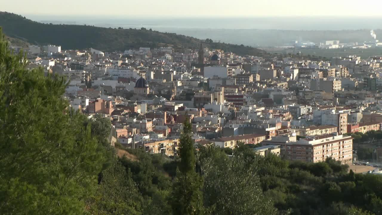 L'ermita de Sant Antoni, a la Vall d'Uixó