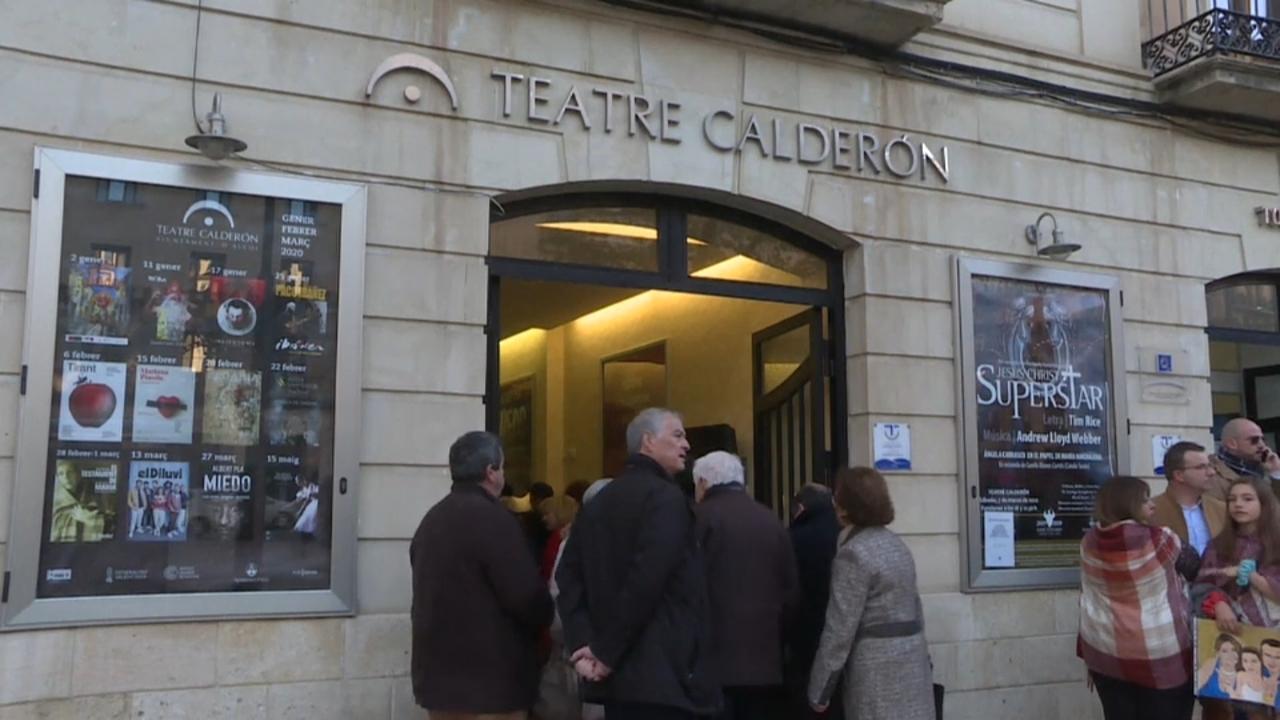 Teatre Calderón d'Alcoi
