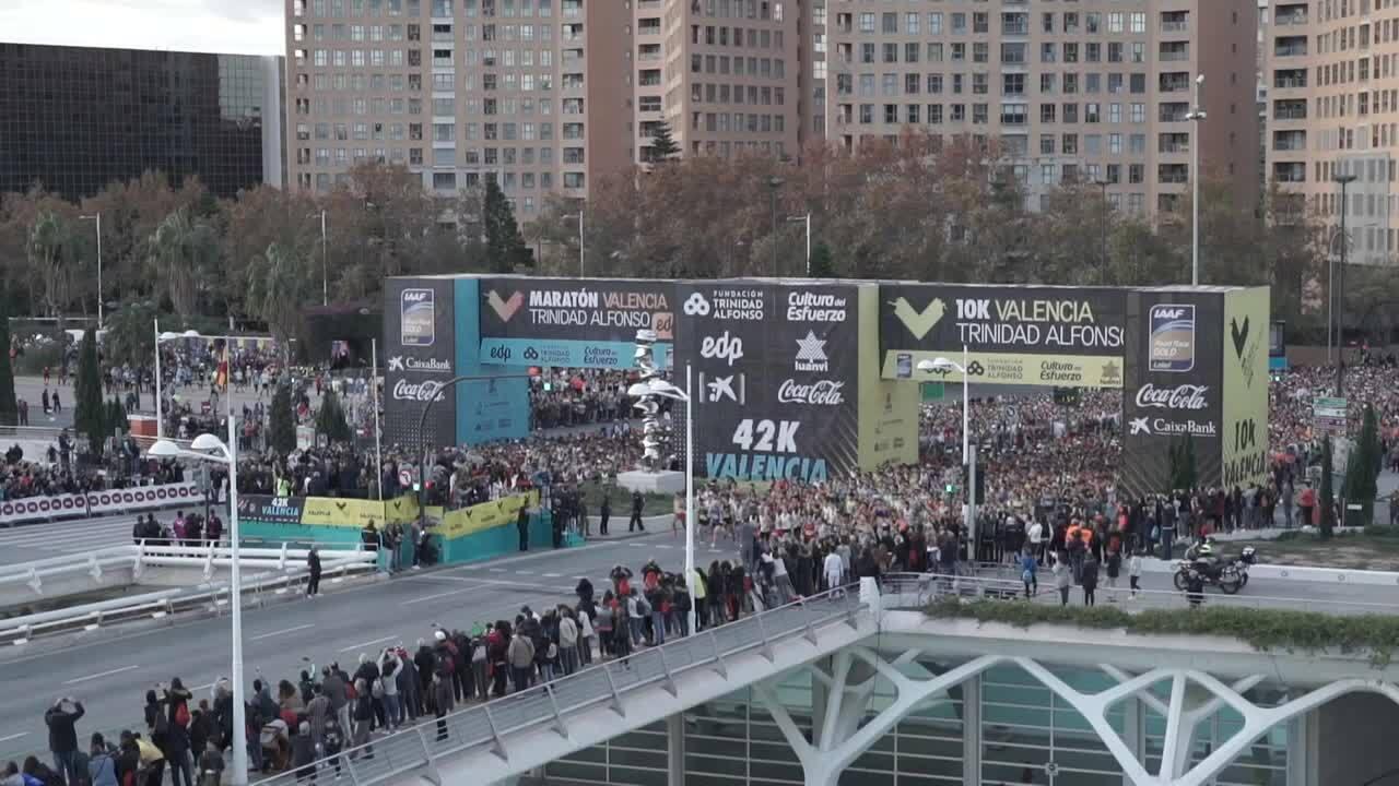 S'esgoten els dorsals per a la marató de València