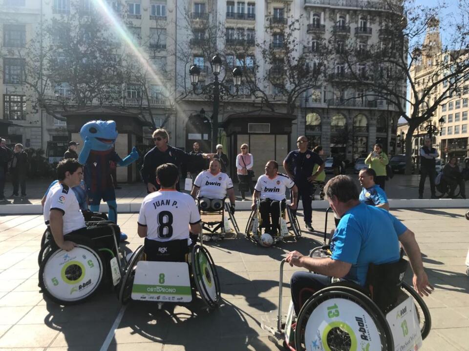 Hi ha més de 70 clubs d'esport adaptat a la Comunitat Valenciana