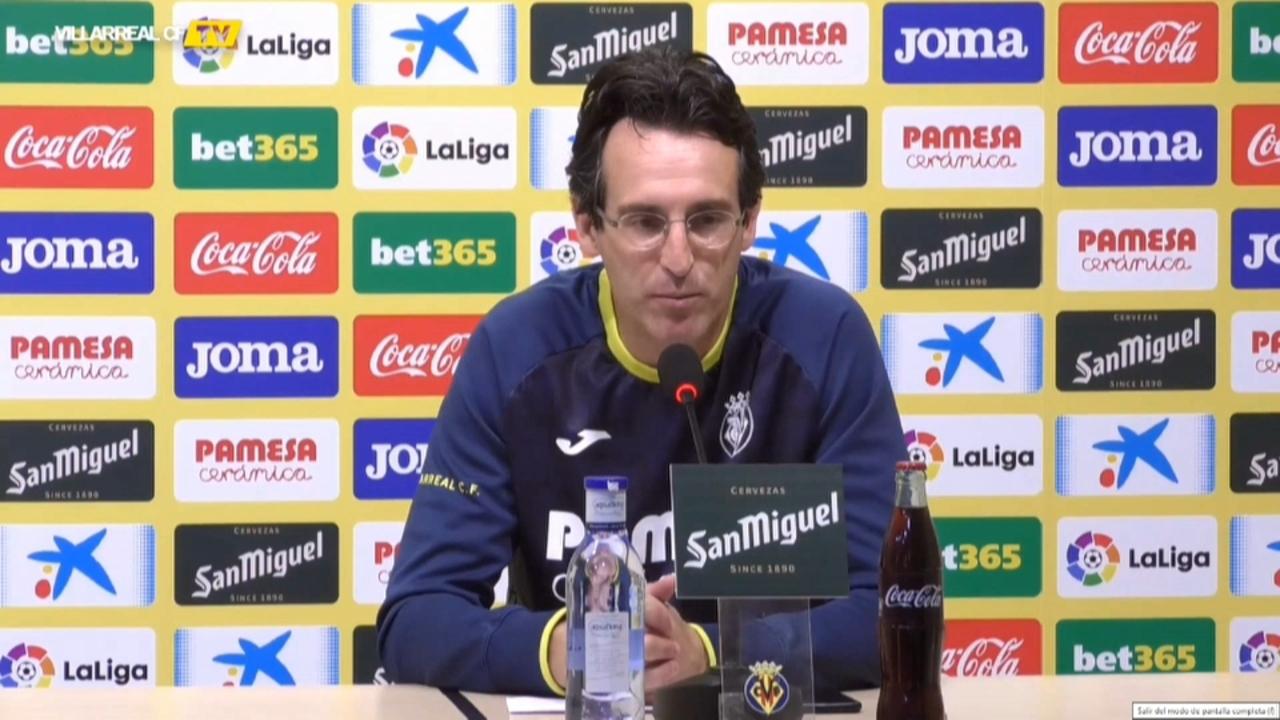 El Vila-real espera encadenar la segona victòria consecutiva