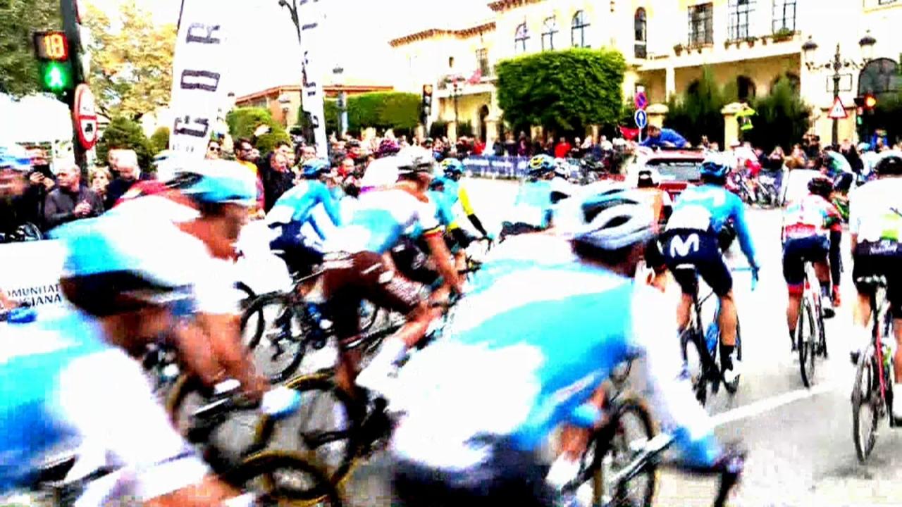 La primera etapa de la Volta a la Comunitat Valenciana comença a Castelló