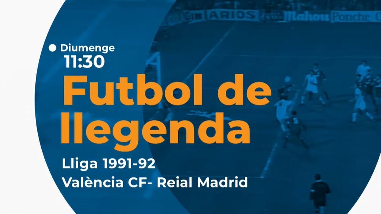 Un dels partits més emocionants viscuts a Mestalla