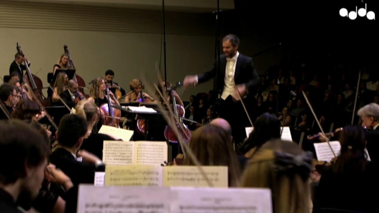 Ho farà amb un programa dedicat a Beethoven pel 250 aniversari del seu naixement