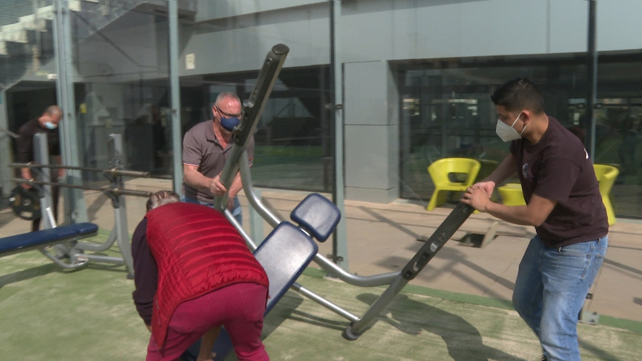 Dilluns, la Comunitat Valenciana reobri les instal·lacions esportives a l'aire lliure