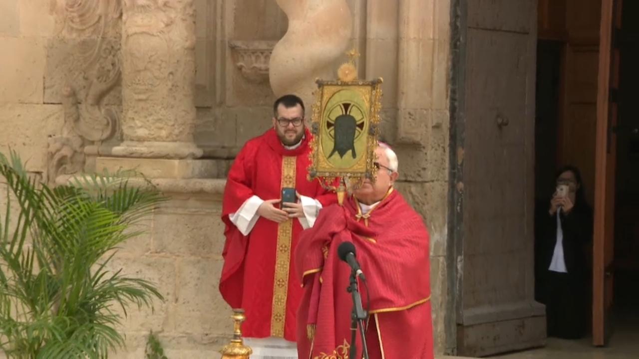 Benedicció de la ciutat d'Alacant