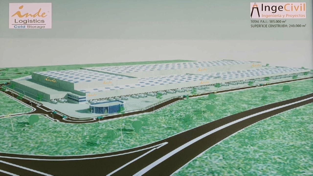 Projecte del futur: centre logístic a la Ribera Alta