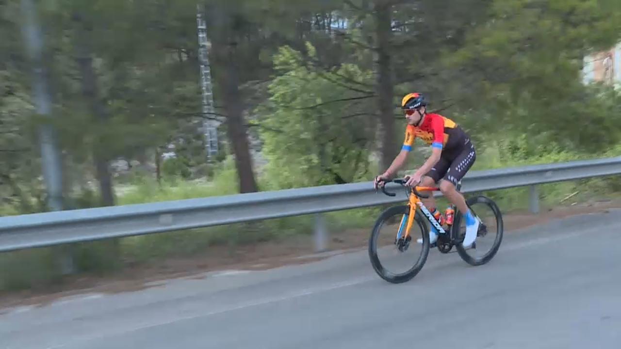 Rafa Valls somnia amb el Tour