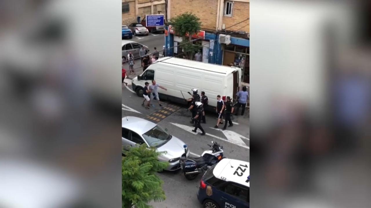 Enfrontament entre clans rivals a Alacant