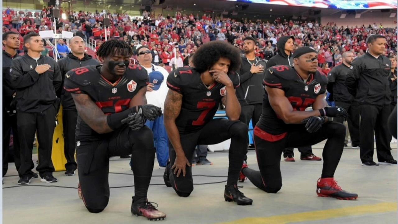 Moltes estrelles de l'esport han aprofitat la seua influència per lluitar contra el racisme