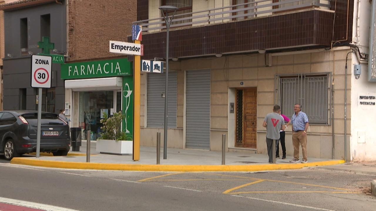 El municipi de l'Horta Nord només té 9 carrers