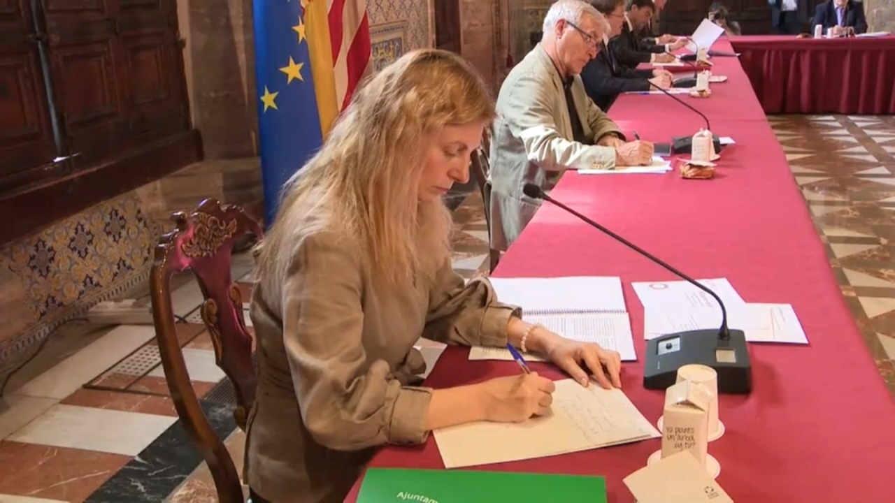 Els ajuntaments se sumen a l'Acord de Reconstrucció