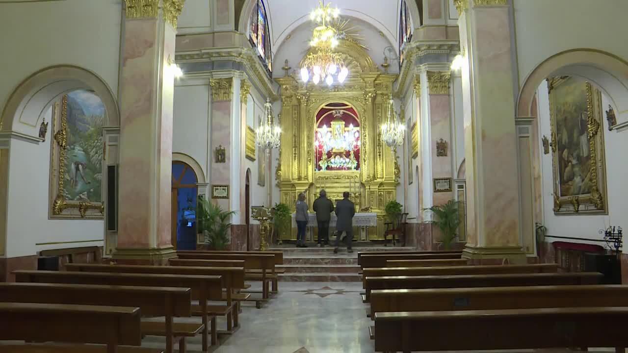La capella data de l'any 1719