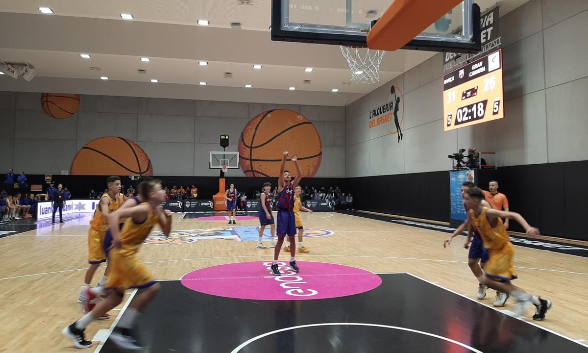 L'Alqueria del Basket, seu de la fase prèvia