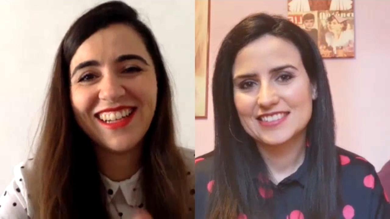 Alma Andreu, més coneguda en les xarxes com La Forte, és una periodista de Torrent