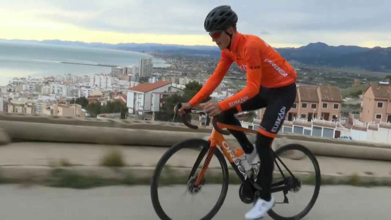 Ciclistes com Alejandro Valverde, Domoulin i Pogacar prendran l'eixida a Castelló