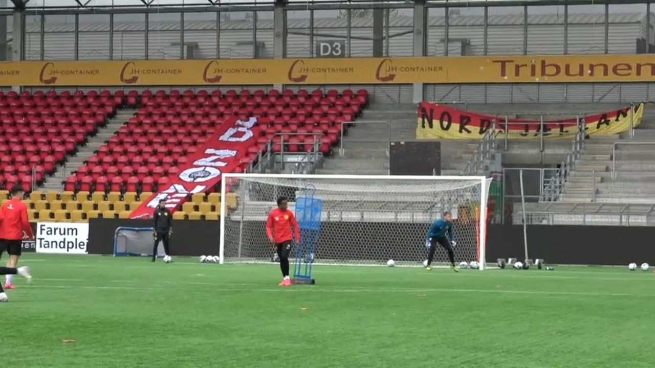 Un valencià en el futbol danés