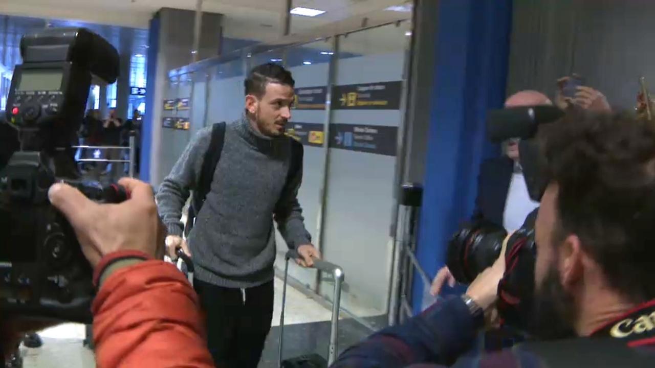 El València fa oficial el fitxatge de l'italià Alessandro Florenzi