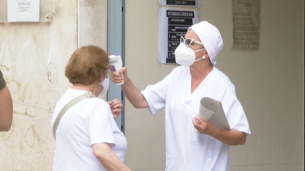 Centre de salut de Castelló