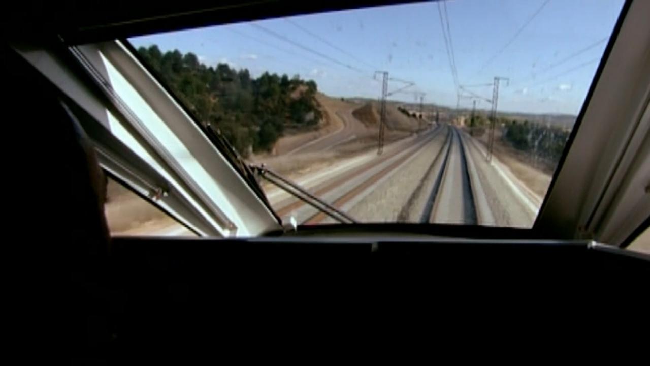 Tram del corredor mediterrani