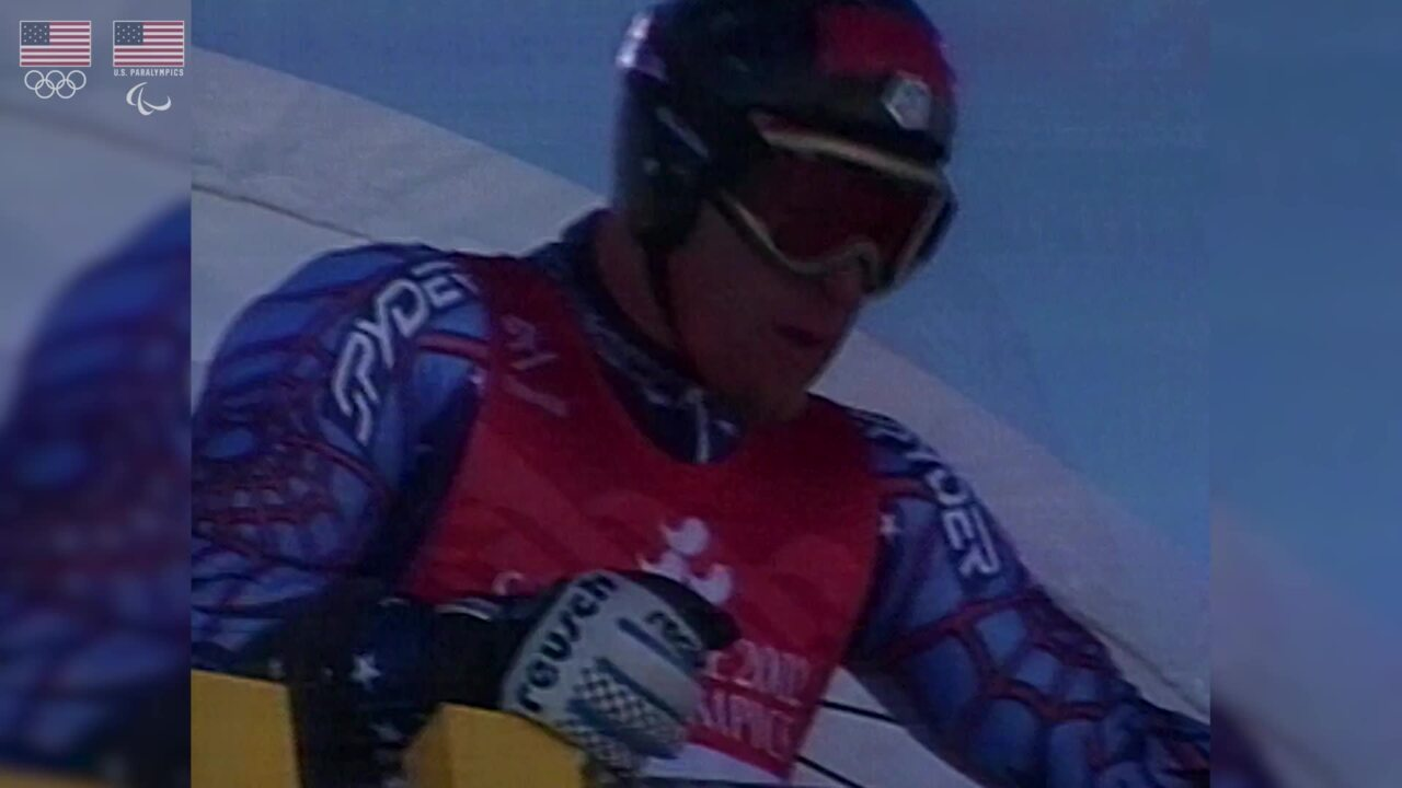 Greg Mannino - Para Alpine Skiing - U.S. Olympic & Paralympic Hall of Fame Nominee
