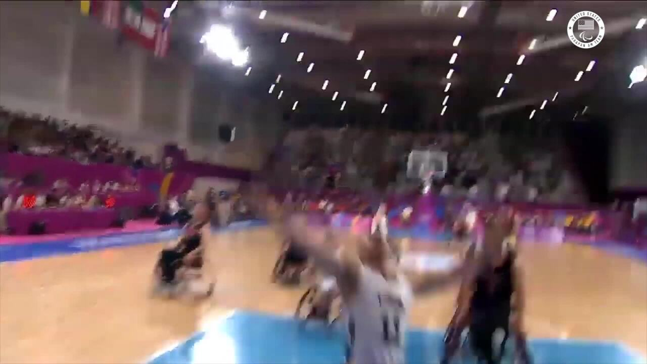 USA Men's Wheelchair Basketball Gold Medal Game Highlights | Parapan American Games Lima 2019