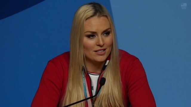 """Lindsey Vonn: """"I Will Never Forget These Games"""" 
