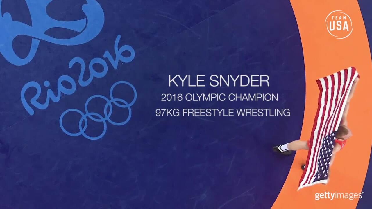 Kyle Snyder: The Golden Life