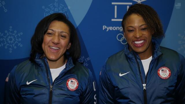 Will Elana Meyers Taylor And Lauren Gibbs Be In Beijing 2022? | Team USA In PyeongChang