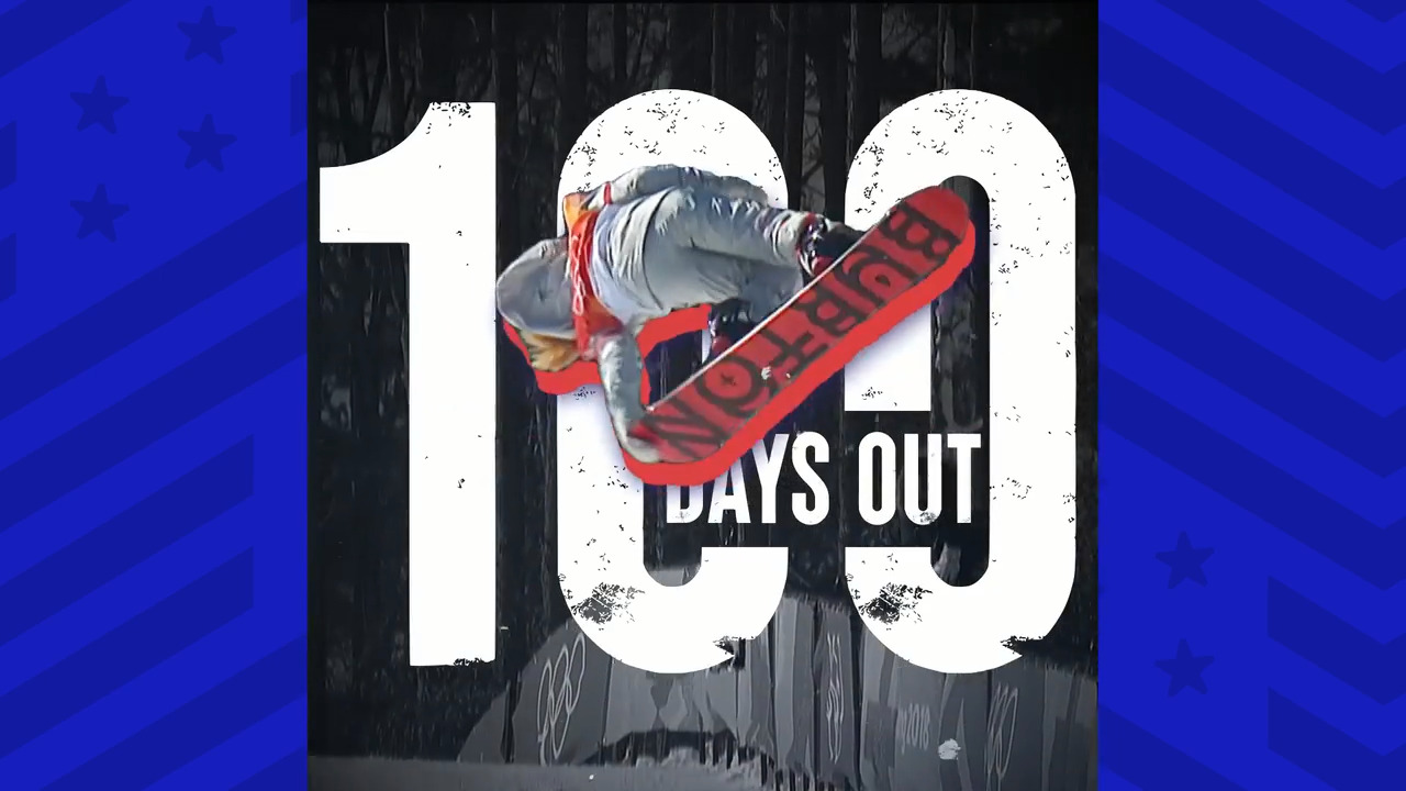 100 Days Out | Winter Olympics