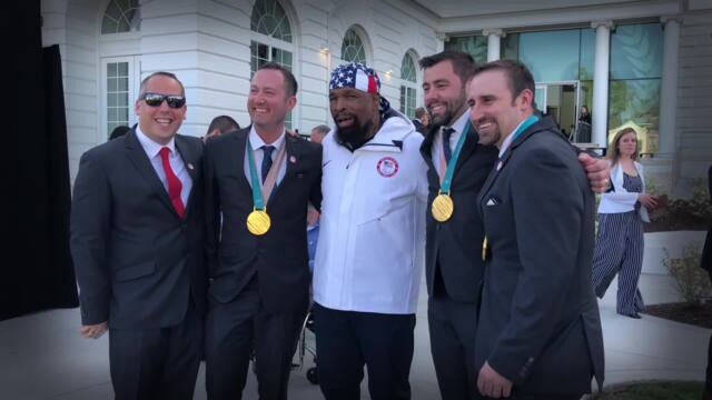 Why Does Mr. T Love Curling?