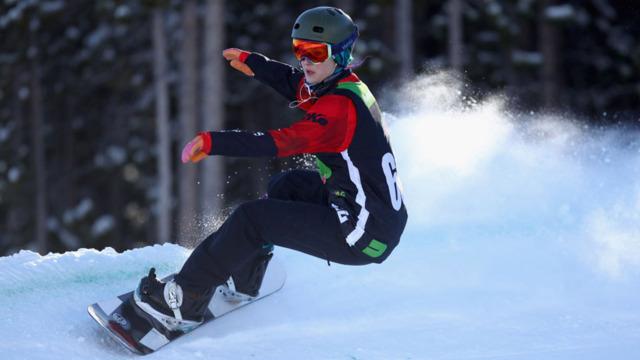 Team USA Triumphs presented by The Hartford | Brenna Huckaby