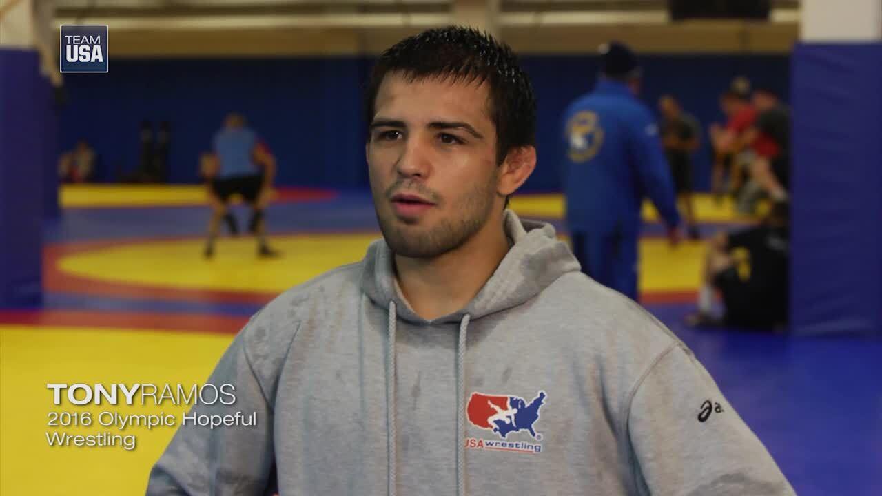 Meet Team USA's Tony Ramos