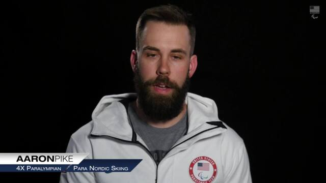 Aaron Pike Broke His Sit Ski The First Time He Used It. Now He's A Paralympian.   PyeongChang Paralympics