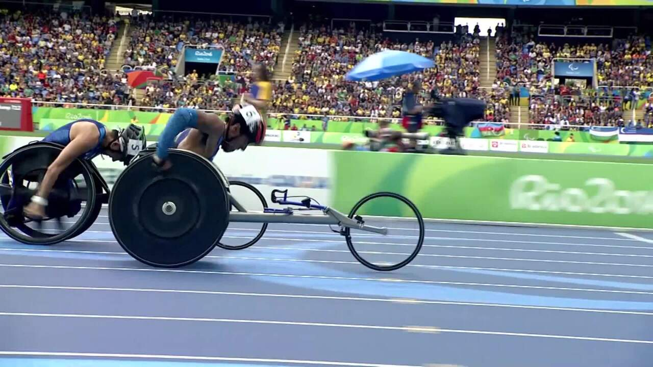 Highlights From Day 3 Of The Rio 2016 Paralympic Games | Presented By Bridgestone