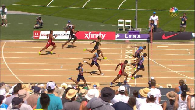 Men's 200m Highlights | Summer Champions Series | 2017 USATF Outdoor Championships