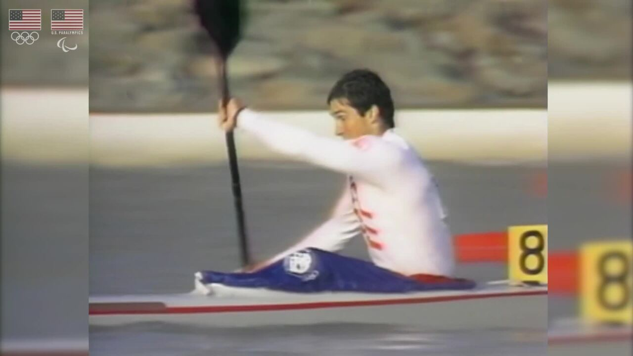 Greg Barton - Canoe/Kayak - U.S. Olympic & Paralympic Hall of Fame Nominee