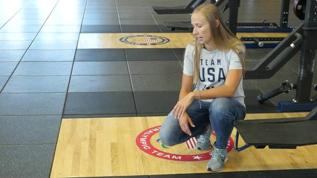 Team USA Insider | Ted Stevens Strength And Conditioning Center