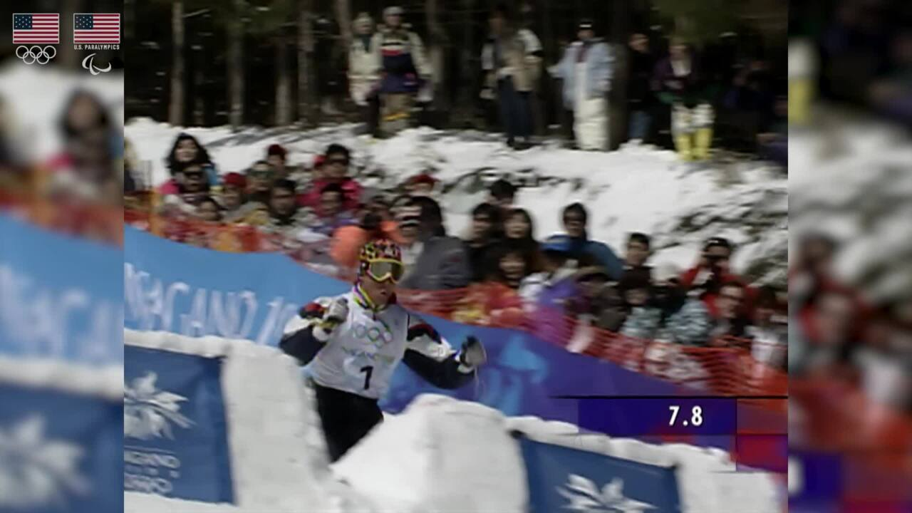 Jonny Moseley - Freestyle Skiing - U.S. Olympic & Paralympic Hall of Fame Nominee