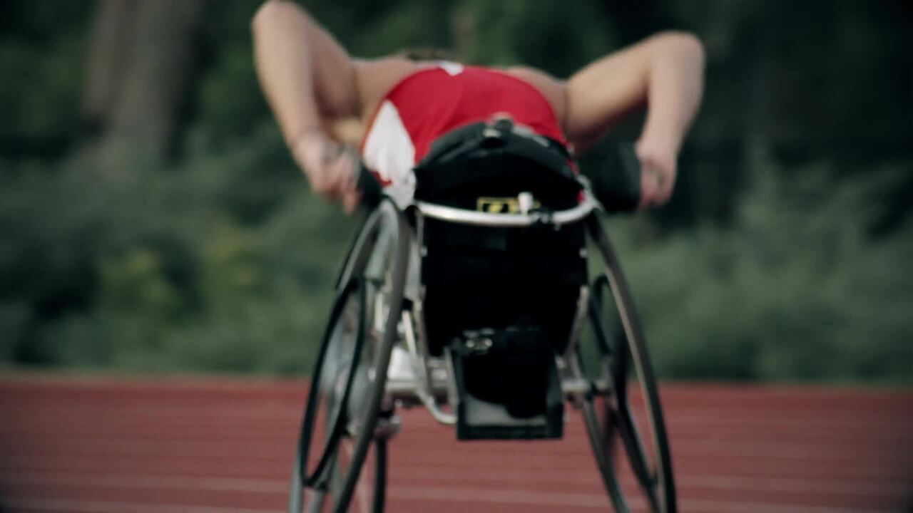 Tatyana McFadden: The Beginning