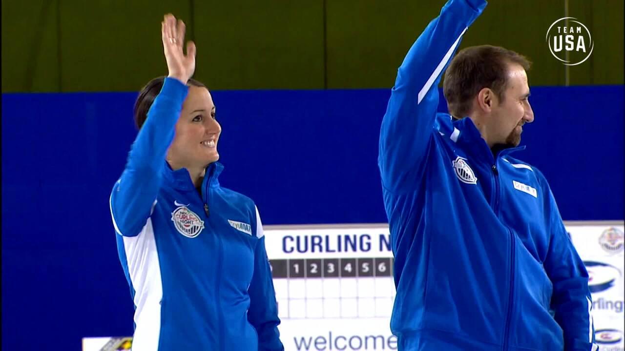 Tune In Jan. 27 For Curling Night In America