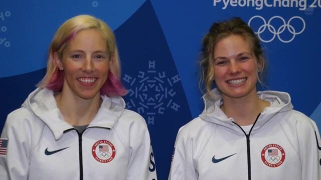 "Jessie Diggins: ""We've Done This Together As A Team"" 
