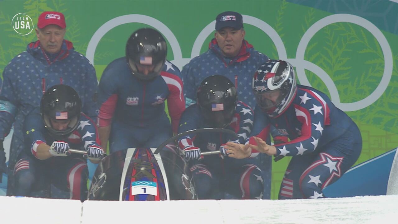 Remembering Steven Holcomb: Vancouver 2010 | Bobsled Gold