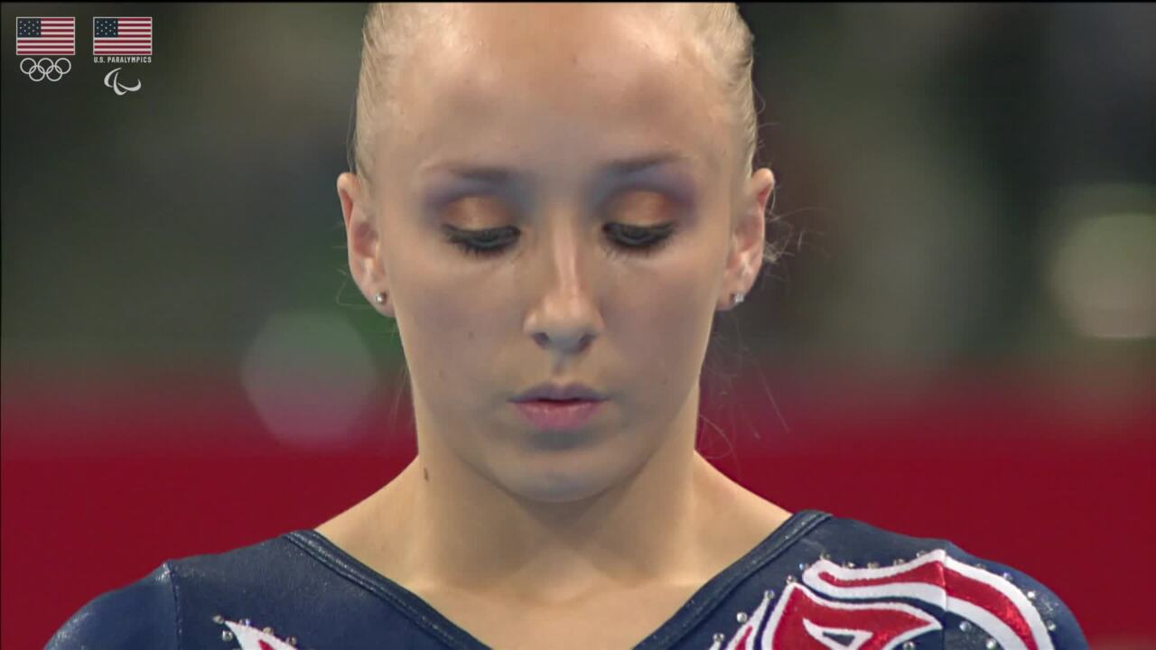 Nastia Liukin - Gymnastics - U.S. Olympic & Paralympic Hall of Fame Nominee